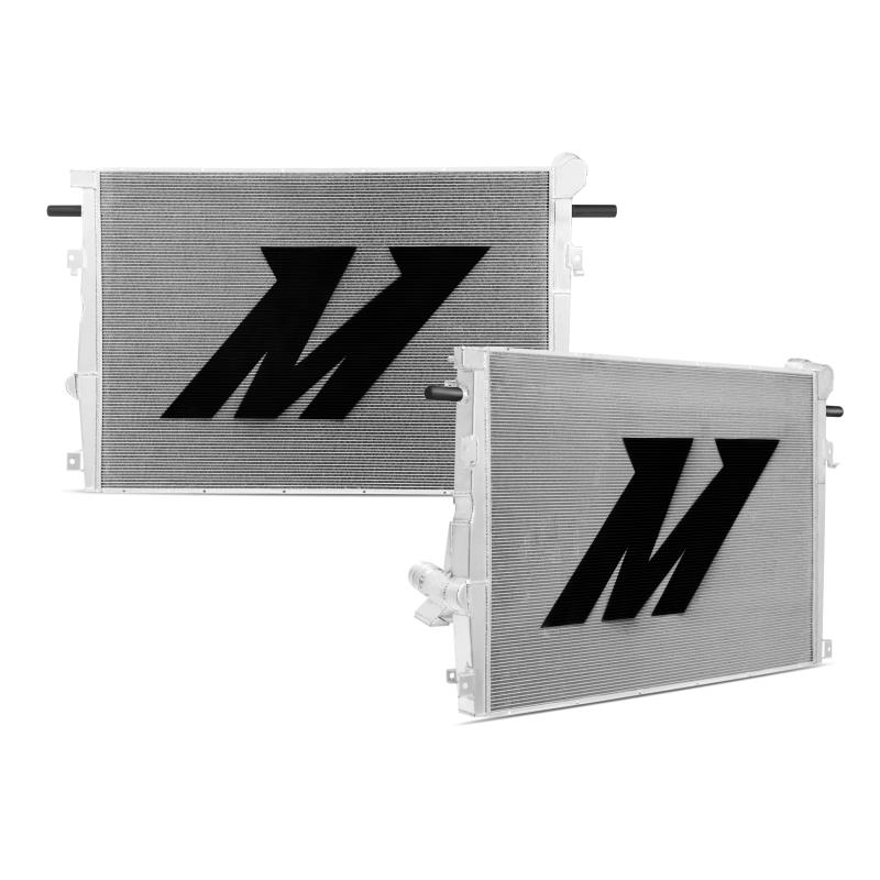 Aluminium Primary Radiator, fits Ford 6.7L Powerstroke 2011-2016