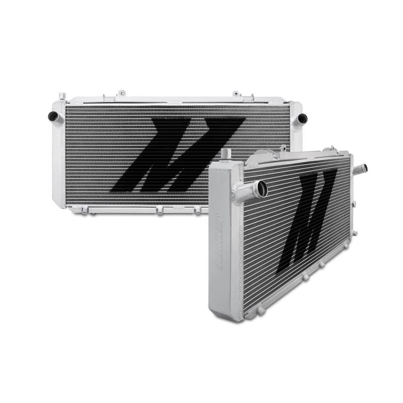 Performance Aluminium Radiator - Manual, fits Toyota MR2 1990-1997
