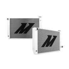 "Universal Circle Track Radiator, 31.0"" x 19.0"" x 3.0"", Manual and Automatic"
