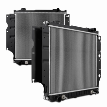 Jeep Wrangler YJ, L4, & L6 OEM Replacement Radiator, 1987-1995