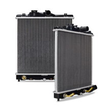 Replacement Radiator, fits Honda Civic 1992-1998