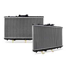 Replacement Radiator, fits Toyota Corolla 1993-1997