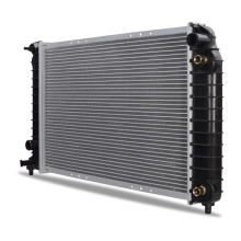 Replacement Radiator, fits Chevrolet S10 2.2L 1995-1998