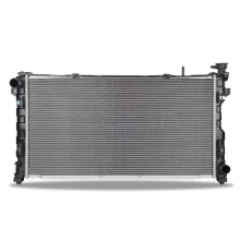 2005-2007 Chrysler Town & Country Radiator Replacement