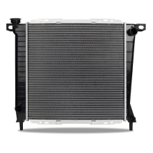 Ford Bronco II V6 Replacement Radiator, 1985-1990