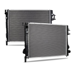 Replacement Radiator, fits Dodge Ram 1500 3.7L V6/4.7L V8 2002–2003
