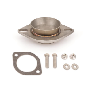 """Exhaust Adapter, 3"""" Downpipe to Stock Exhaust fits Subaru"""