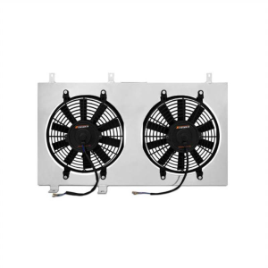 Performance Aluminium Fan Shroud Kit, fits Mitsubishi 3000GT 1990-1999
