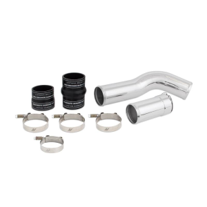 Hot-Side Intercooler Pipe and Boot Kit, fits Ford 6.7L Powerstroke 2011-2016