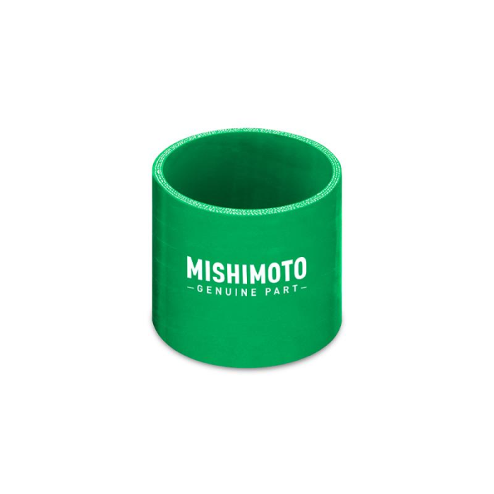"Mishimoto 2.5""  Straight Coupler, Black"
