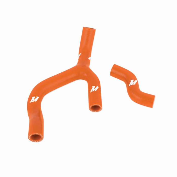 KTM 350SXF Silicone Hose Kit w/ Y Replacement Hose, 2011