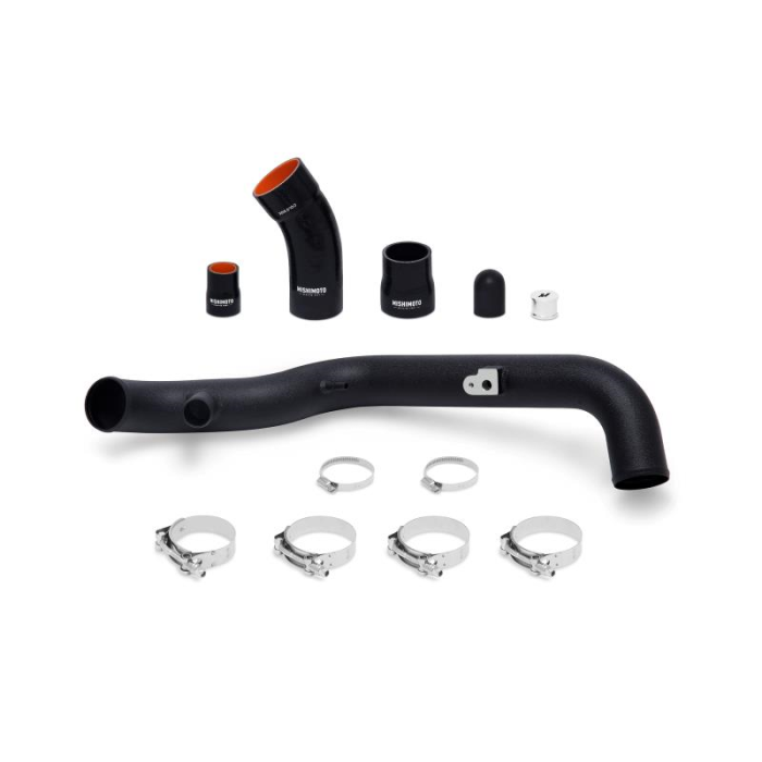 Hot-Side Intercooler Pipe Kit, fits Ford Fiesta ST 2014+