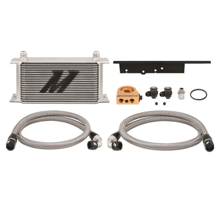 Oil Cooler Kit fits Nissan 350Z, 2003-2009 / Infiniti G35, 2003-2007 (Coupe only)