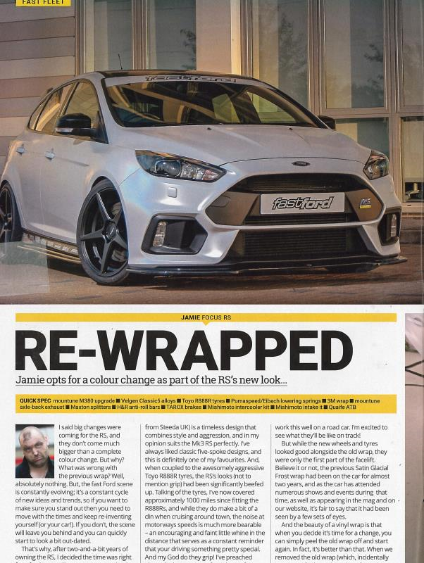 Fast Ford December 2018