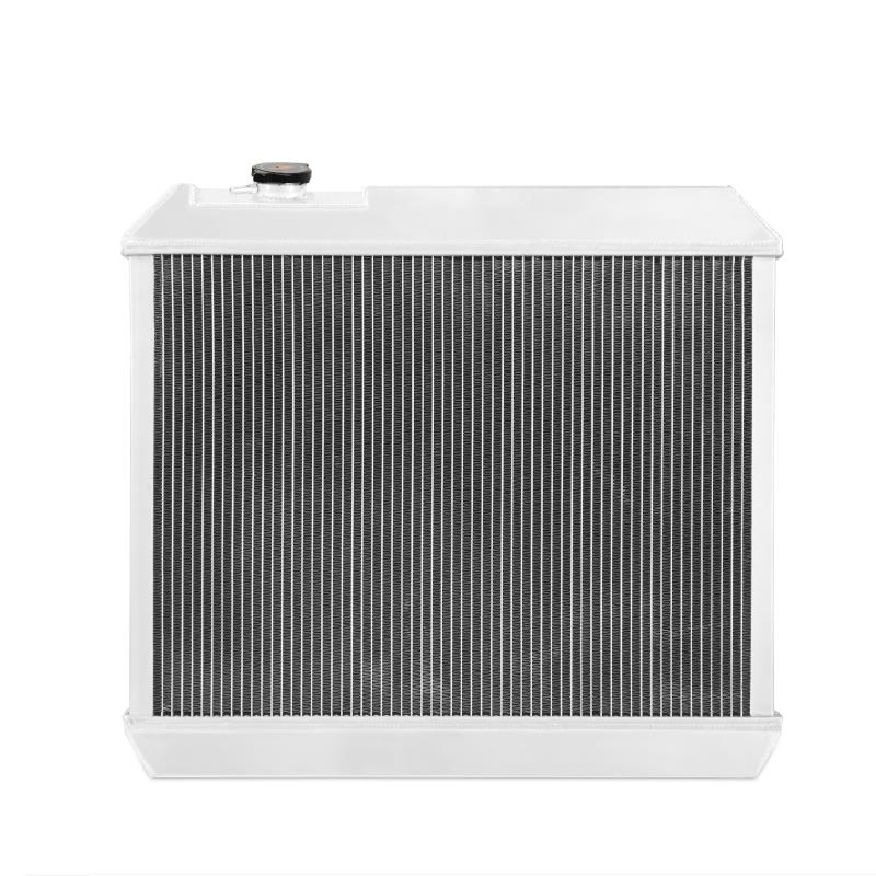 FULL ALUMINUM RADIATOR FIT 57 CHEVY//GMC PICKUP 3 ROWS ALUMINUM RADIATOR