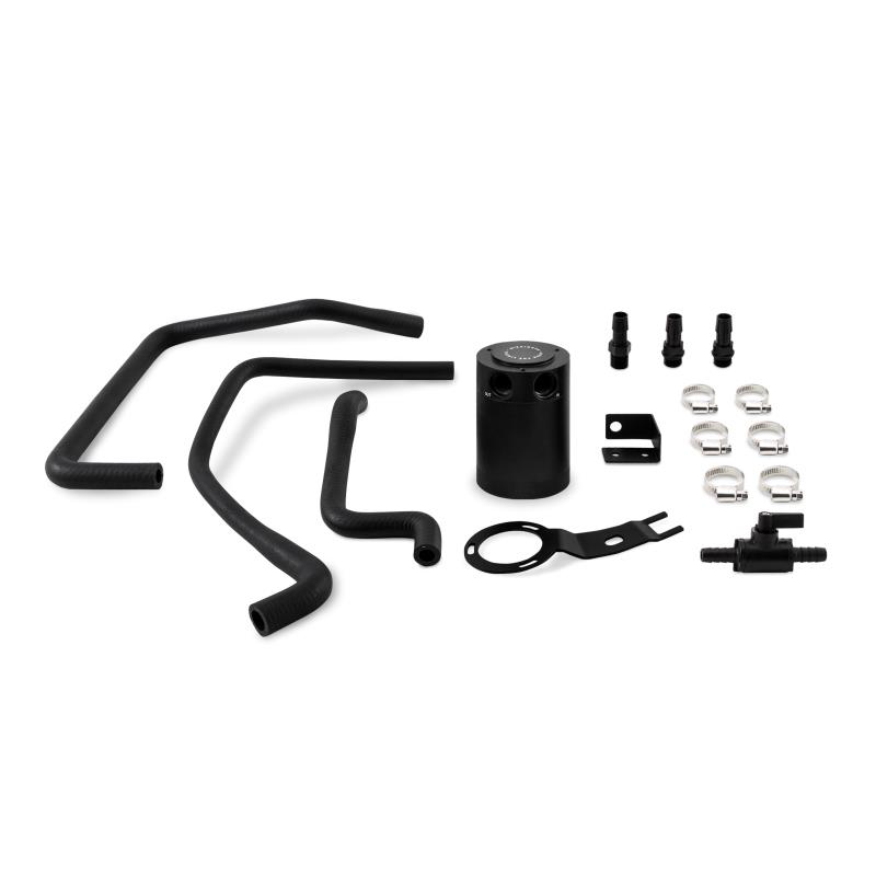 Baffled Oil Catch Can, fits Mazda MX-5 2015+
