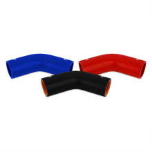 """45 Degree Coupler - Various Colors, 3"""""""