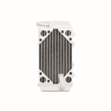 Honda CRF150R Braced Aluminium Dirt Bike Radiator, 2007-2009