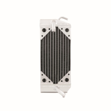 Braced Aluminium Dirt Bike Radiator, fits Honda CRF450R 2002-2004