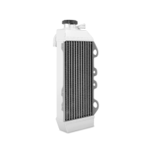 Kawasaki KX250F Right Braced Aluminum Dirt Bike Radiator, 2010-2014