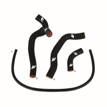 Silicone Hose Kit w/ Y Replacement Hose, fits Honda CRF450R 2005-2008