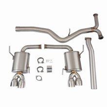 Subaru WRX/STI Cat-Back Exhaust, 2015+