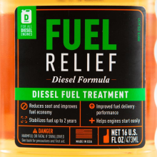 Mishimoto Fuel Relief Diesel Fuel Treatment