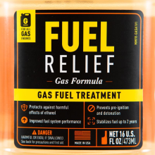 Mishimoto Fuel Relief Gasoline Fuel Treatment