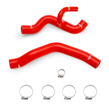 Silicone Radiator Hose Kit fits Chevrolet Camaro V6 (Without HD Cooling Package), 2016+