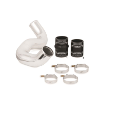 Ford 6.0L Powerstroke Cold-Side Intercooler Pipe and Boot Kit, 2003–2007
