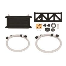Oil Cooler Kit, fits Subaru BRZ / Scion FR-S 2013+