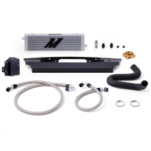 Ford Mustang GT Right-Hand Drive Oil Cooler Kit, 2015–2017