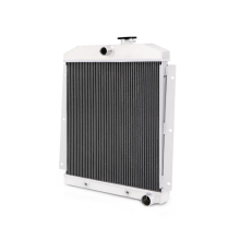 Chevrolet 3100 Series Truck Inline 6 2-Row Performance Aluminium Radiator, 1947–1954