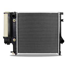 Replacement Radiator, fits BMW 318i/is/ti Automatic 1991-1999