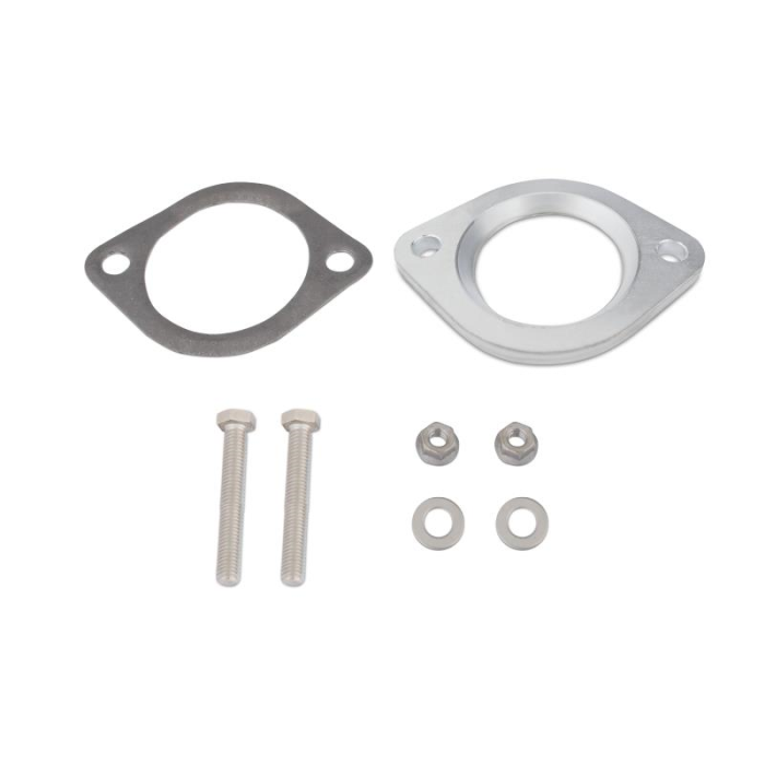Exhaust Adapter, Stock Downpipe to 76mm Exhaust for Subaru