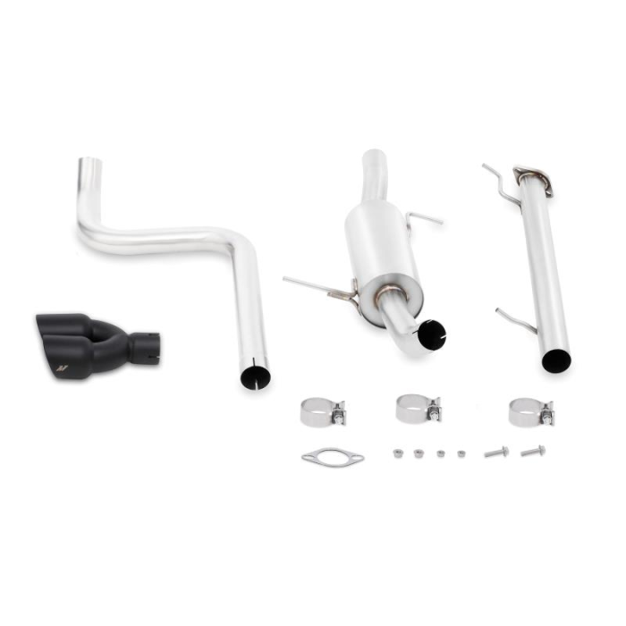 Cat-Back Exhaust, fits Ford Fiesta ST 2014–2019