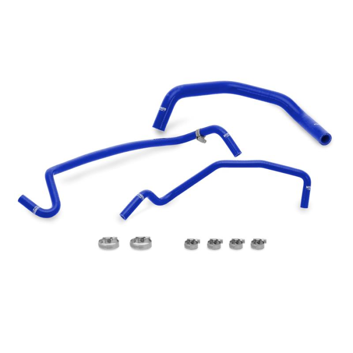 Silicone Ancillary Coolant Hose Kit, fits Ford Mustang GT 2015+