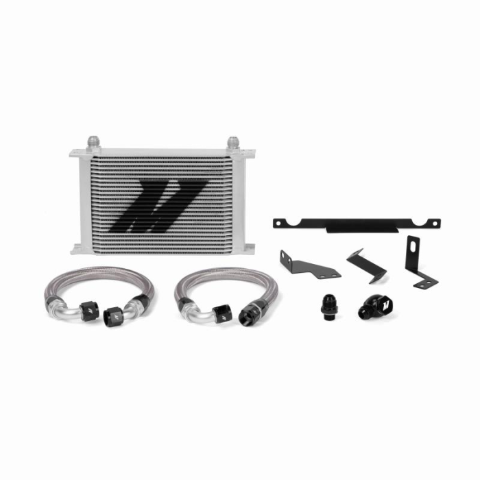 Mitsubishi Oil Cooler Kit, fits Lancer Evolution 7/8/9 2001-2007
