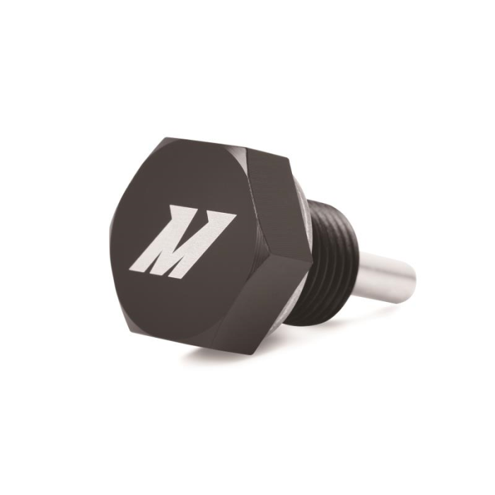 Magnetic Oil Drain Plug M16 x 1.5, Black