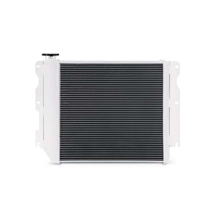 Aluminium Performance Radiator, fits Jeep Wrangler YJ & TJ with Chevrolet V8 LS Engine Swap 1987–2004