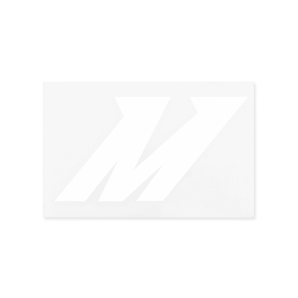 "Mishimoto ""M"" Decal"