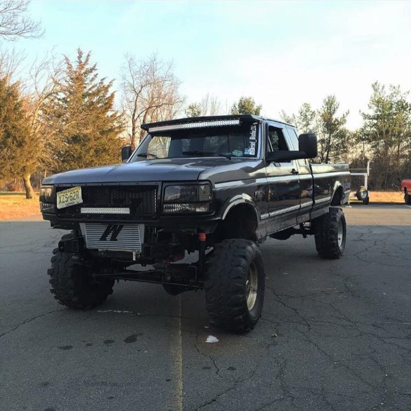 Ford/F-350/1993
