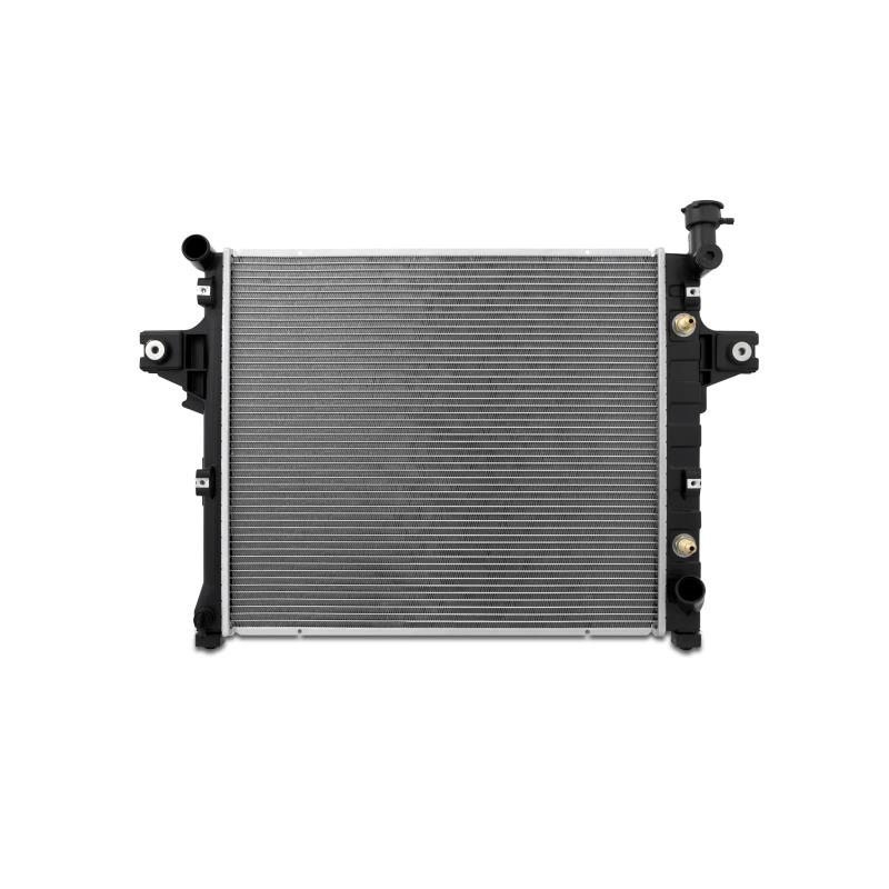 2001-2004 Jeep Grand Cherokee 4.7L OEM Radiator Replacement