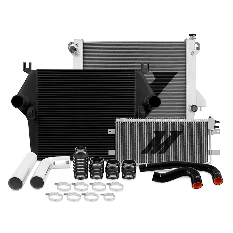 Heavy-Duty Bundle, fits Dodge Ram 6.7L Cummins 2007.5–2009