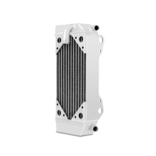 Honda CRF250R/X Left Braced Aluminium Dirt Bike Radiator, 2004-2009