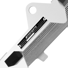 Honda CRF250R Braced Aluminium Dirt Bike Radiator, 2010-2013