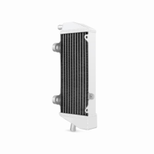 Left Braced Aluminum Dirt Bike Radiator, fits KTM 250EXCF 2008-2011