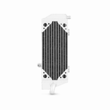 Left Braced Aluminum Dirt Bike Radiator, fits KTM 450 SXF 2007-2012