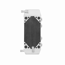 Left Braced Aluminum Dirt Bike Radiator fits 03-05 Yamaha YZ250F / 03-06 WR250F