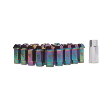 Mishimoto Aluminium Locking Lug Nuts, M12 x 1.5